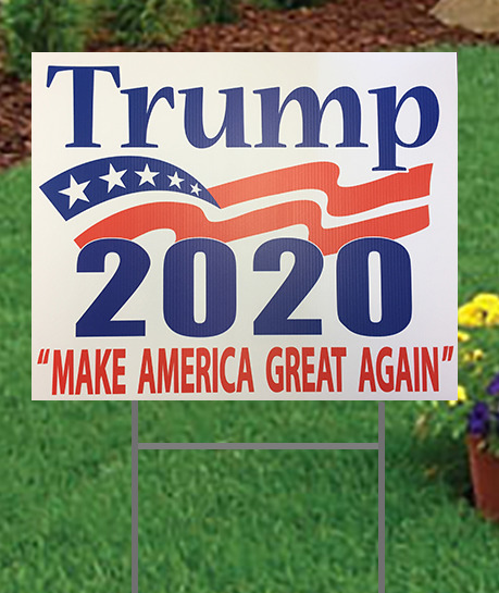 Trump 2020 Sign Lg 24 Quot X 18 Quot Indoor Outdoor Presidential