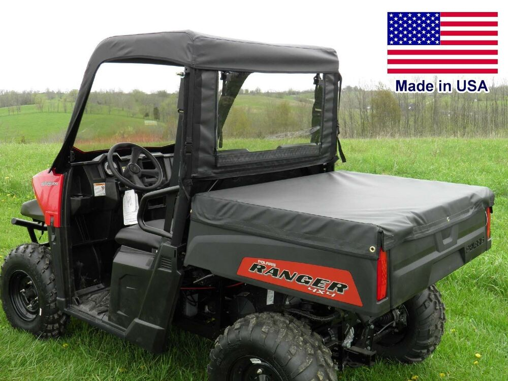 mini cab for polaris ranger 570 mid size hard windshield. Black Bedroom Furniture Sets. Home Design Ideas