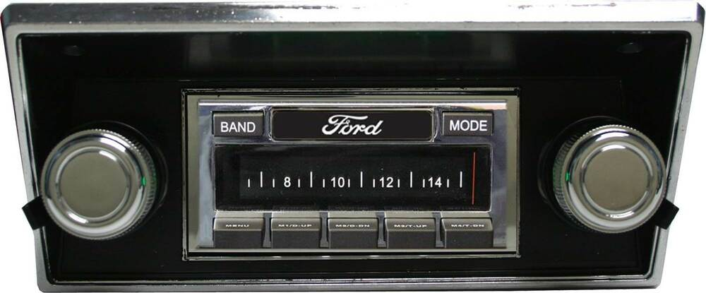 1968 Ford Truck >> NEW 300 watt AM FM Stereo Radio & CD Player 1968-1972 Ford ...