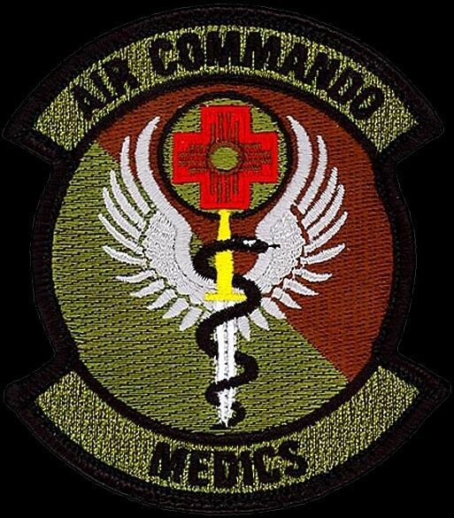USAF 27th SPECIAL OPERATIONS MEDICAL GROUP- AIR COMMANDO ...