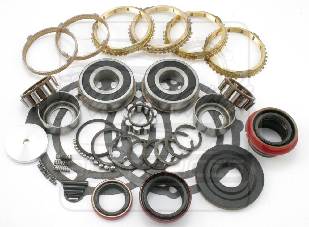 2002 mini cooper manual transmission rebuild kit