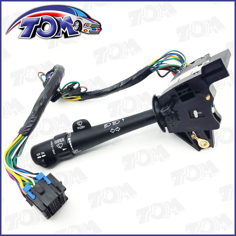 Does Cruisecontrol Wiper Control Switch : New turn signal cruise control windshield wiper column