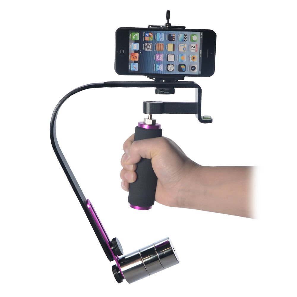 iphone camera stabilizer mcoplus handheld steadycam stabilizer system for 11694