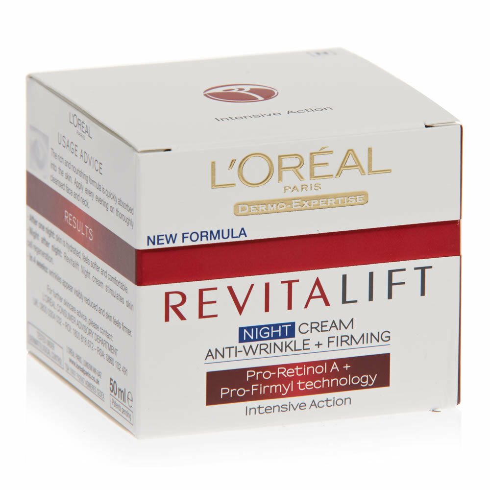 l 39 oreal loreal revitalift anti wrinkle extra firming. Black Bedroom Furniture Sets. Home Design Ideas
