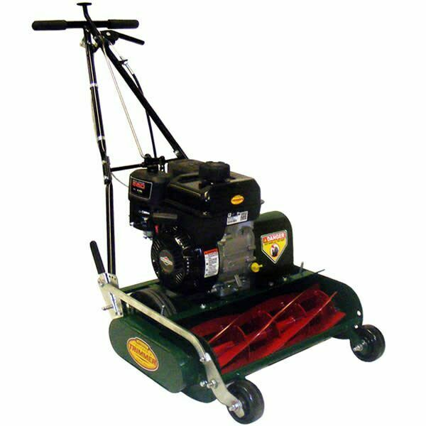 California Trimmer 20 Quot 7 Blade Power Reel Mower Ebay