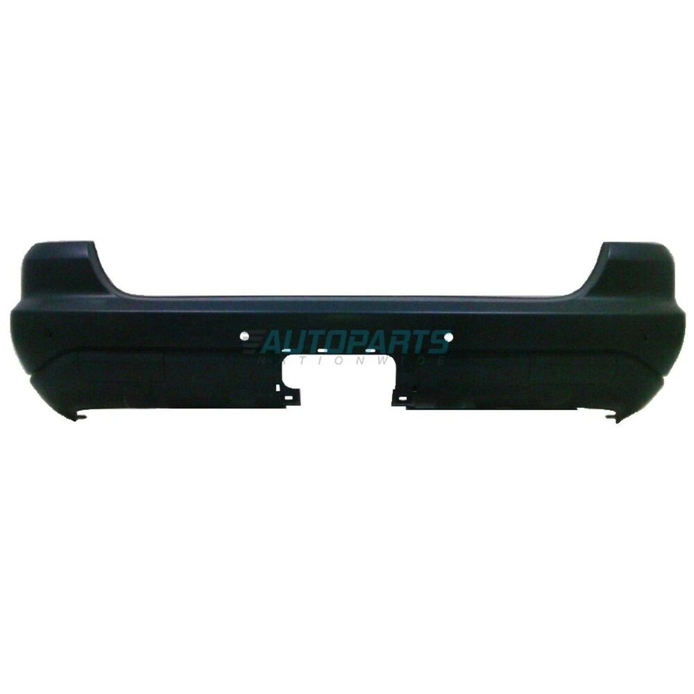 New mb1100168 fits mercedes benz ml320 ml350 ml500 rear for Mercedes benz front bumper parts