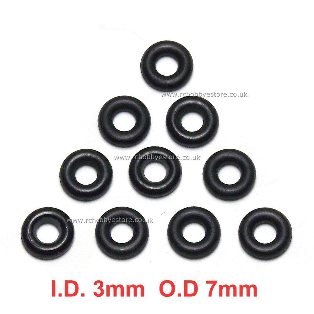 drive shaft o ring for 1 10th scale drive cups id 3mm x od. Black Bedroom Furniture Sets. Home Design Ideas