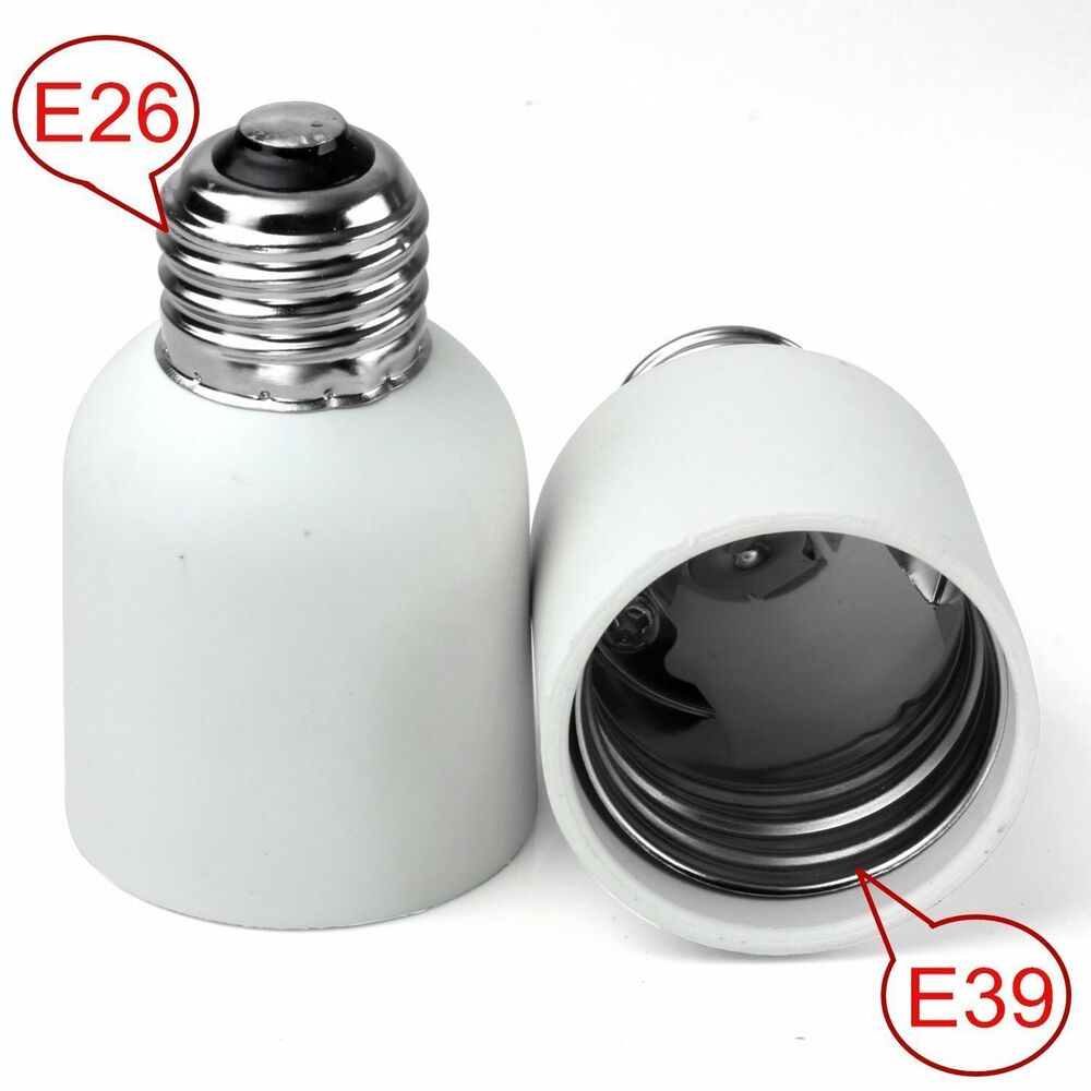 E medium edison screw to mogul socket lamp