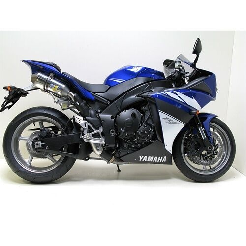 2009 2014 r1 leo vince unlimited slip on exhaust system for Yamaha r1 deals