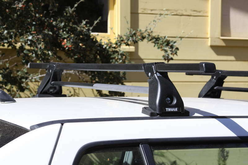 Thule 444 Or 451 Specialty Base Roof Rack For Vw 93 98