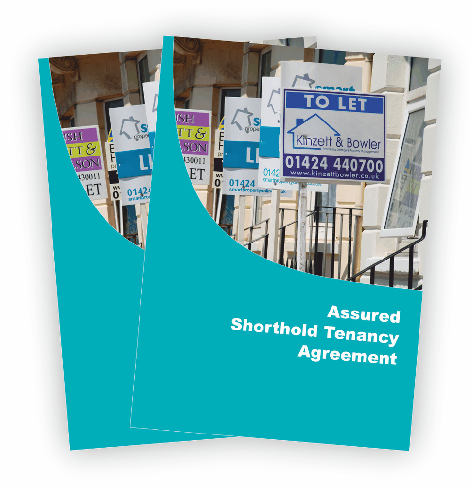 Assured Shorthold Tenancy Agreement Pack Ebay