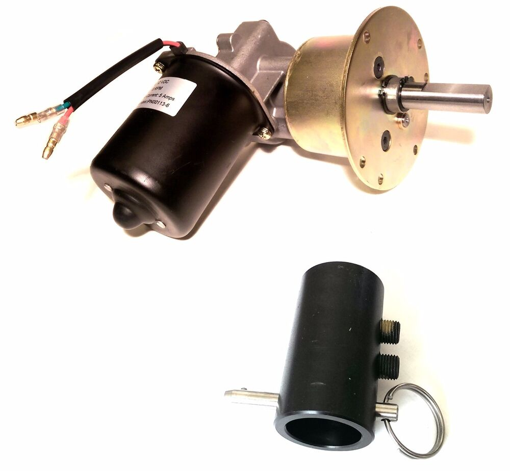 High Torque Reversible 12v Dc 6rpm Gear Motor With Dpdt