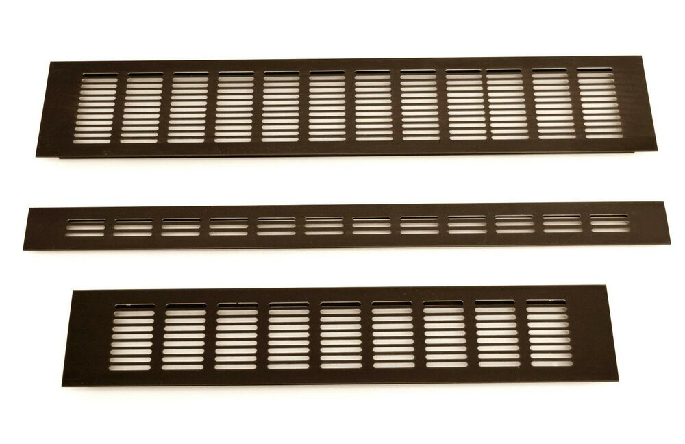 Brown air vent grille built in appliances furniture for Furniture covers air vent