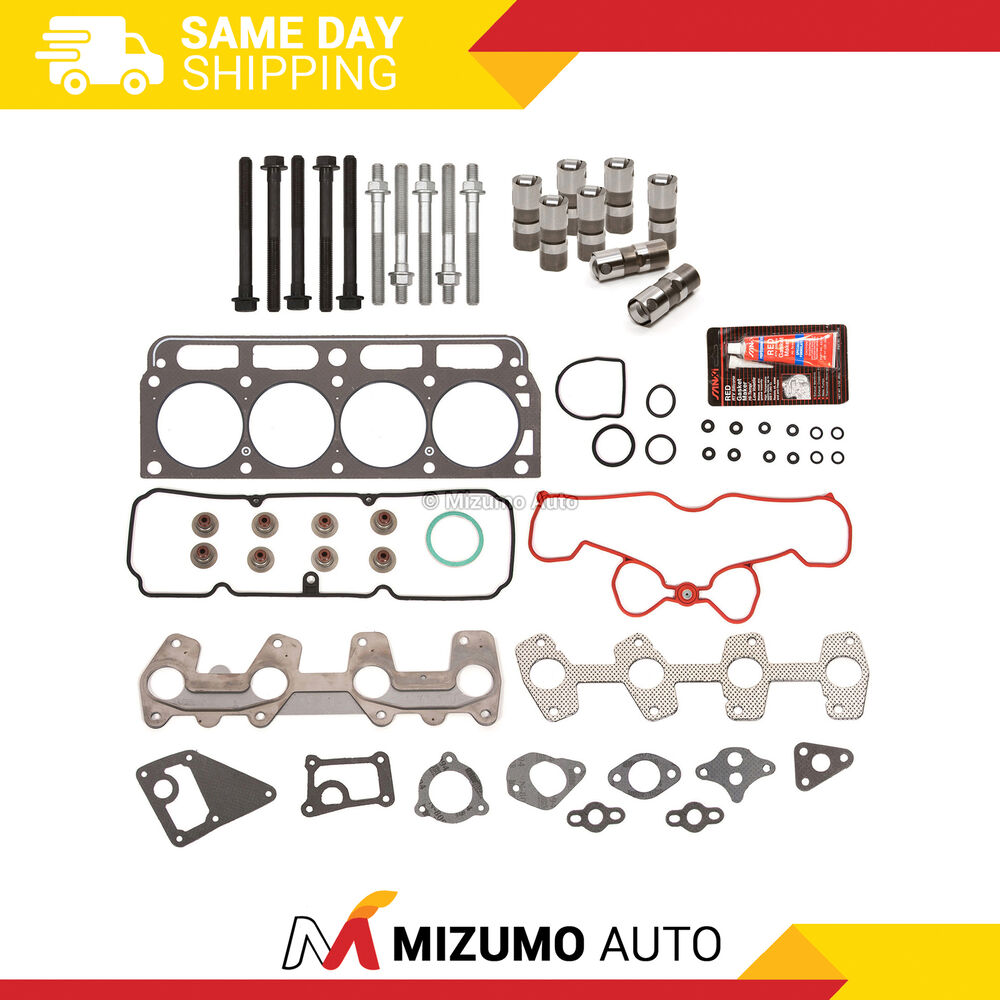 Head Gasket Set Bolts Lifters Fit 98-03 GMC Sonoma