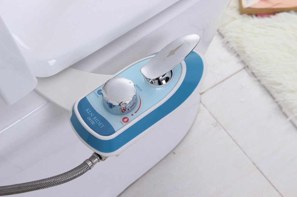 KOR KLN Bidet DX100 Fresh Cold Water Spray Non-Electric