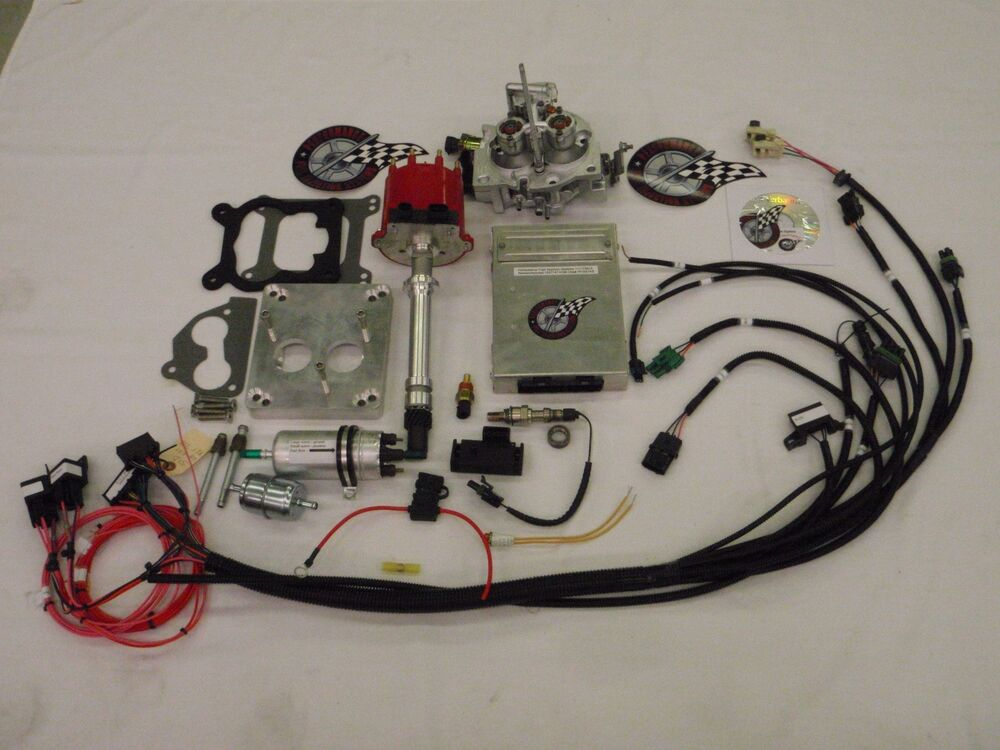 efi complete tbi fuel injection conversion