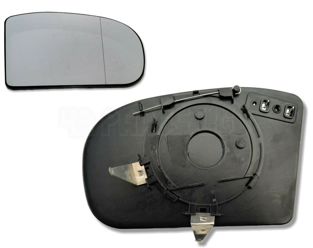 G133 mercedes benz c e class w211 w203 right side for Mercedes benz c300 side mirror glass