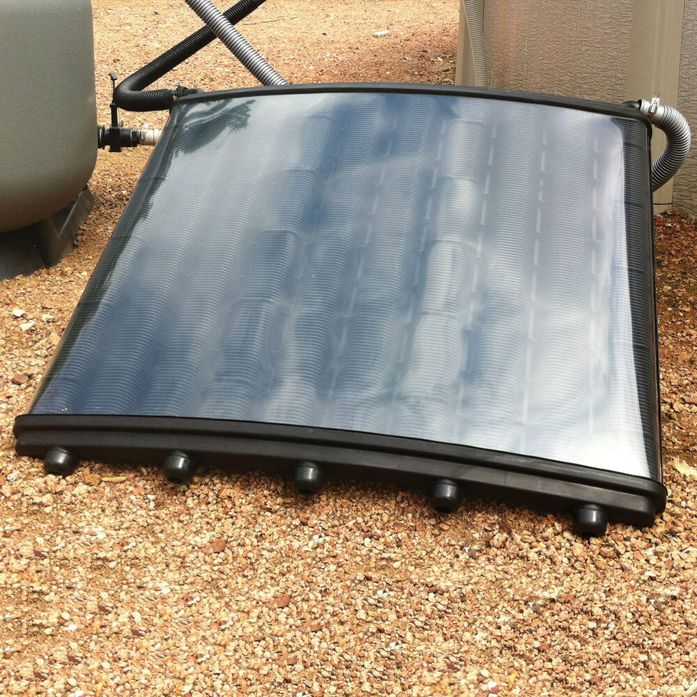 Solar Grid Pool Heating Solar Panels Ebay