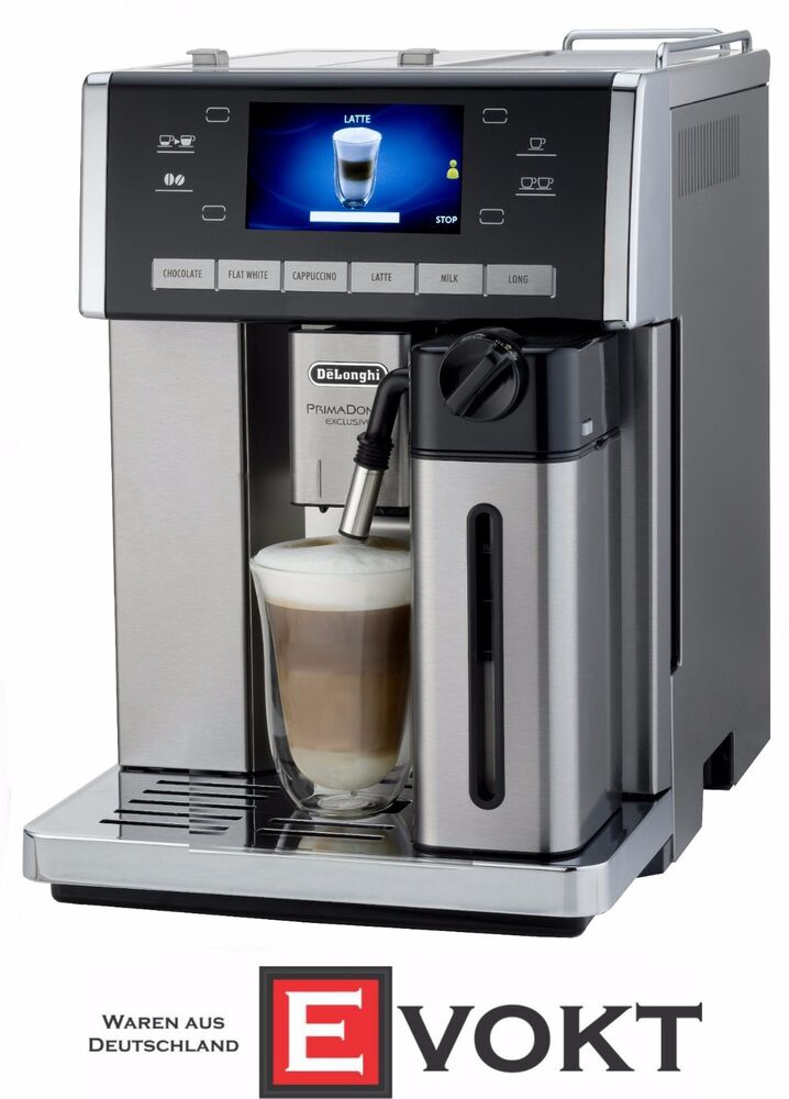 Delonghi esam 6900m primadonna espresso coffee machine New coffee machine