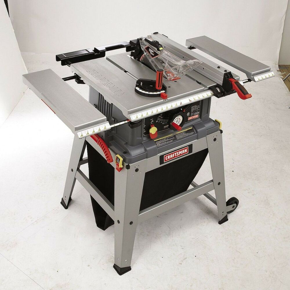 ... Saw Precision Speed Laser Trac Woodworking Metal Shop Garage | eBay