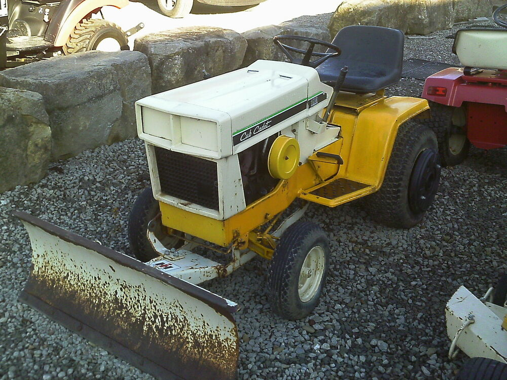 Used Cub Cadet Riding Lawn Mowers For Sale Cub Cadet Riding Lawn