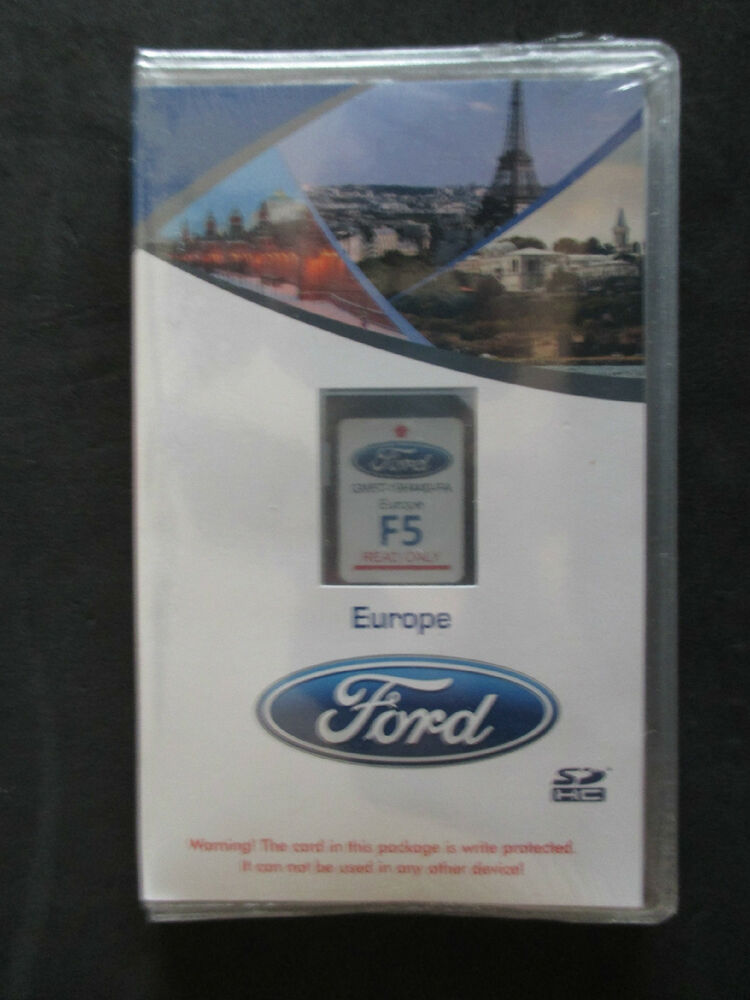 f5 europe mft 16 latest ford lincoln all models gps sd navigation card map chip ebay. Black Bedroom Furniture Sets. Home Design Ideas