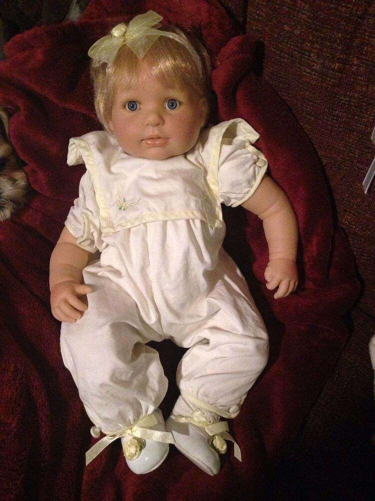 reborn baby  life like  looks real doll