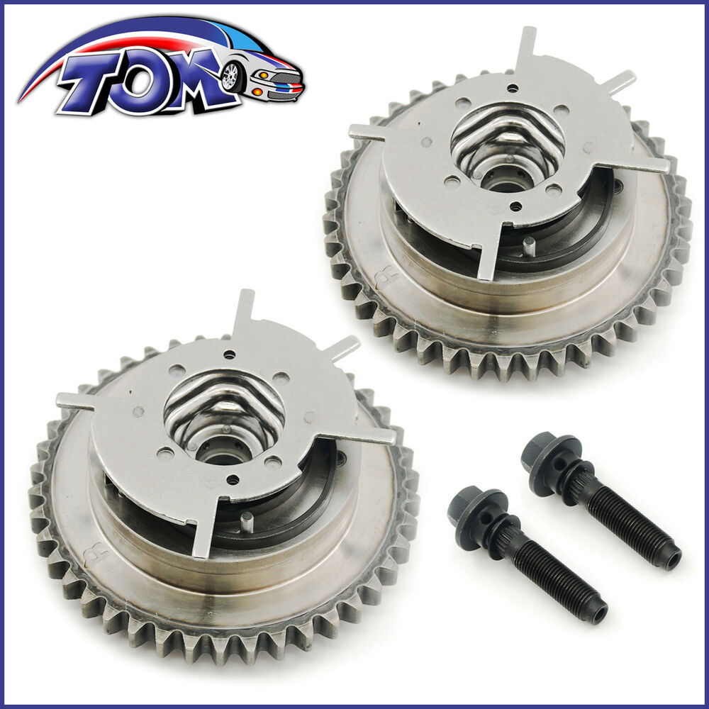 Camshaft Phaser Ford 5 4 Ebay: NEW VARIABLE TIMING CAM PHASER VVTi ACTUATOR PAIR FOR FORD