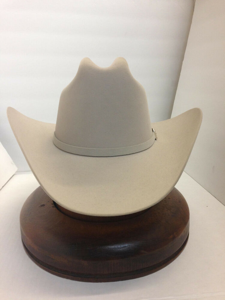Details about 30X STETSON HAT BEAVER FUR-EL PATRON-S.BELLY-NEW W Tag-NO TAX  SELL+FREE SHIPPING 142686d3ede