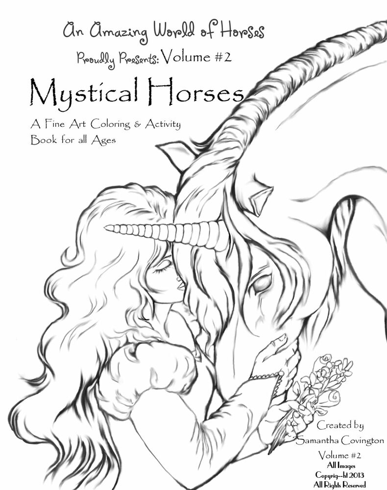 free mystical coloring pages - photo#37