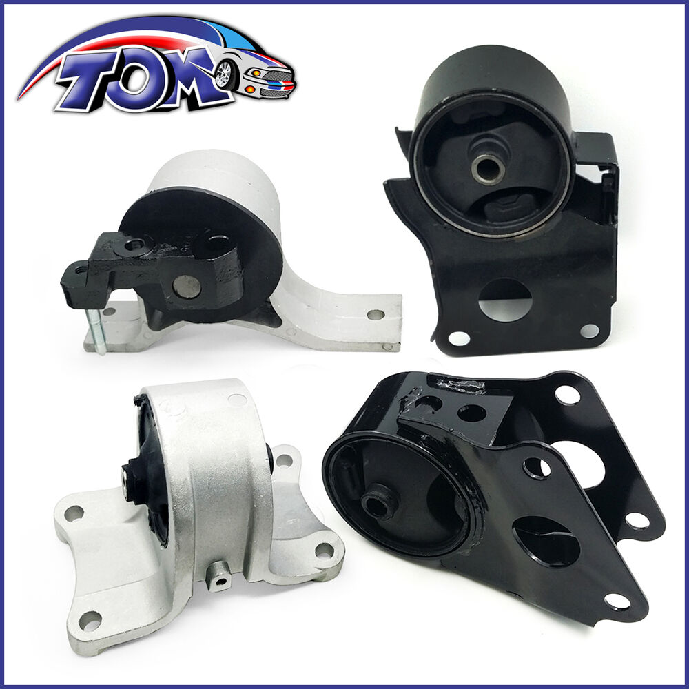 Brand New Set Of Engine Motor And Transmission Mounts For