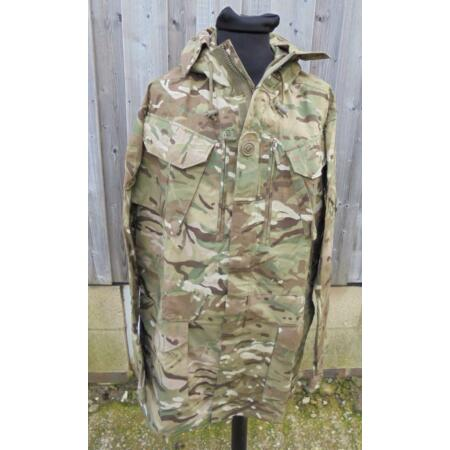 img-British Military Army MTP Camouflage Combat Windproof Smock Jacket - 190/112