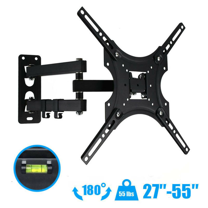 55 inch tv wall mount motion tv wall mount tilt swivel for 27 quot 32 quot 37 quot 42 quot 46 31510