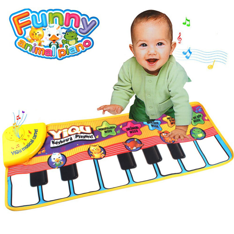 Multifunction Baby Kids Touch Play Piano Keyboard Music