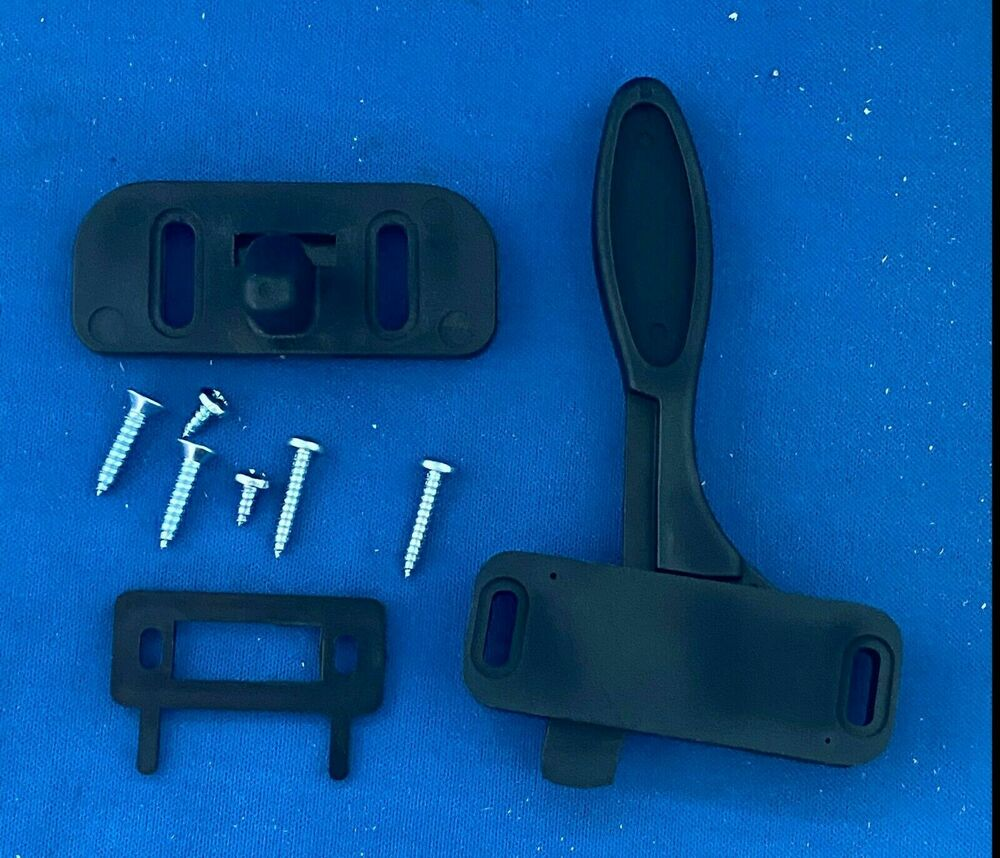 Screen Door Lever Latch Rh Rv Trailer Camper With Replacement Spring