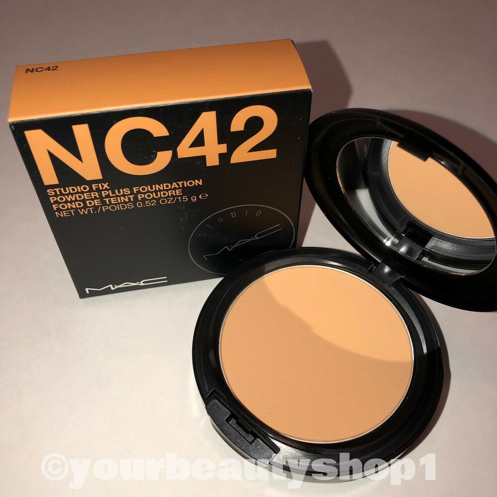 New mac studio fix powder plus foundation nc42 100 for Home landscape design studio for mac 14 1