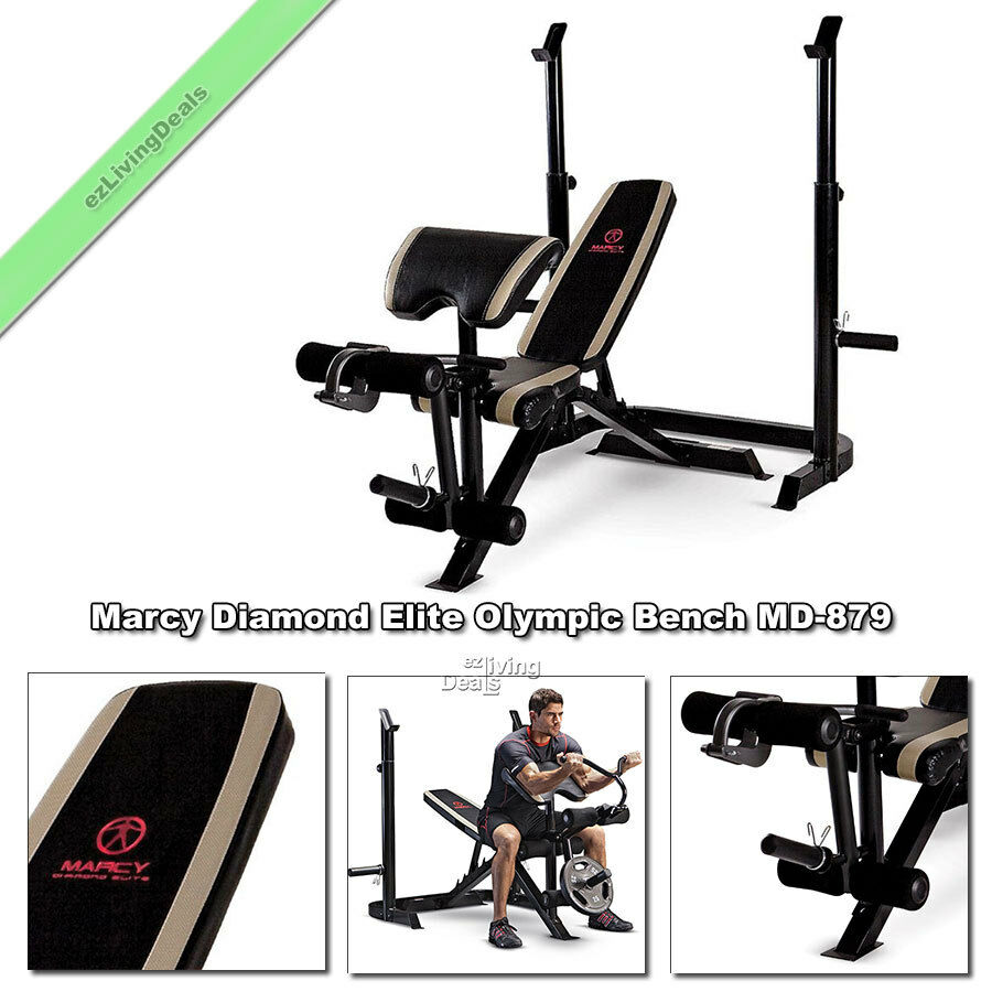 Weight Lifting Equipment: Marcy Weight Lifting Equipment