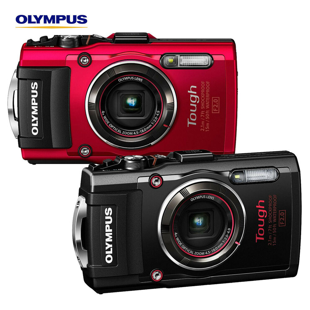 olympus stylus tough tg 4 16mp digital camera dust freeze. Black Bedroom Furniture Sets. Home Design Ideas