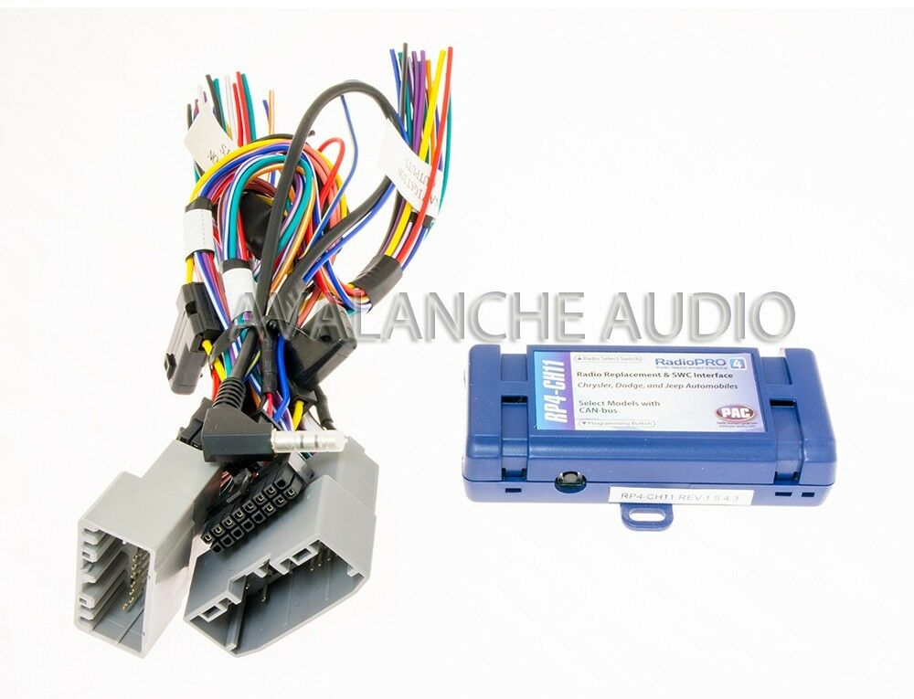 Rp4  Wire Harness Audio