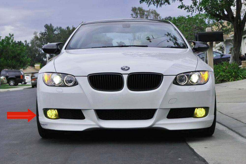 H11 3000k Yellow Hid Kit Xenon Conversion Fog Bulb Kit For Bmw E90 Amp E92 Ebay