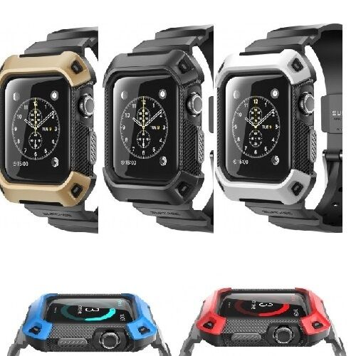 Apple Watch Cover Case Protective Iwatch 38 42mm Hard Thin