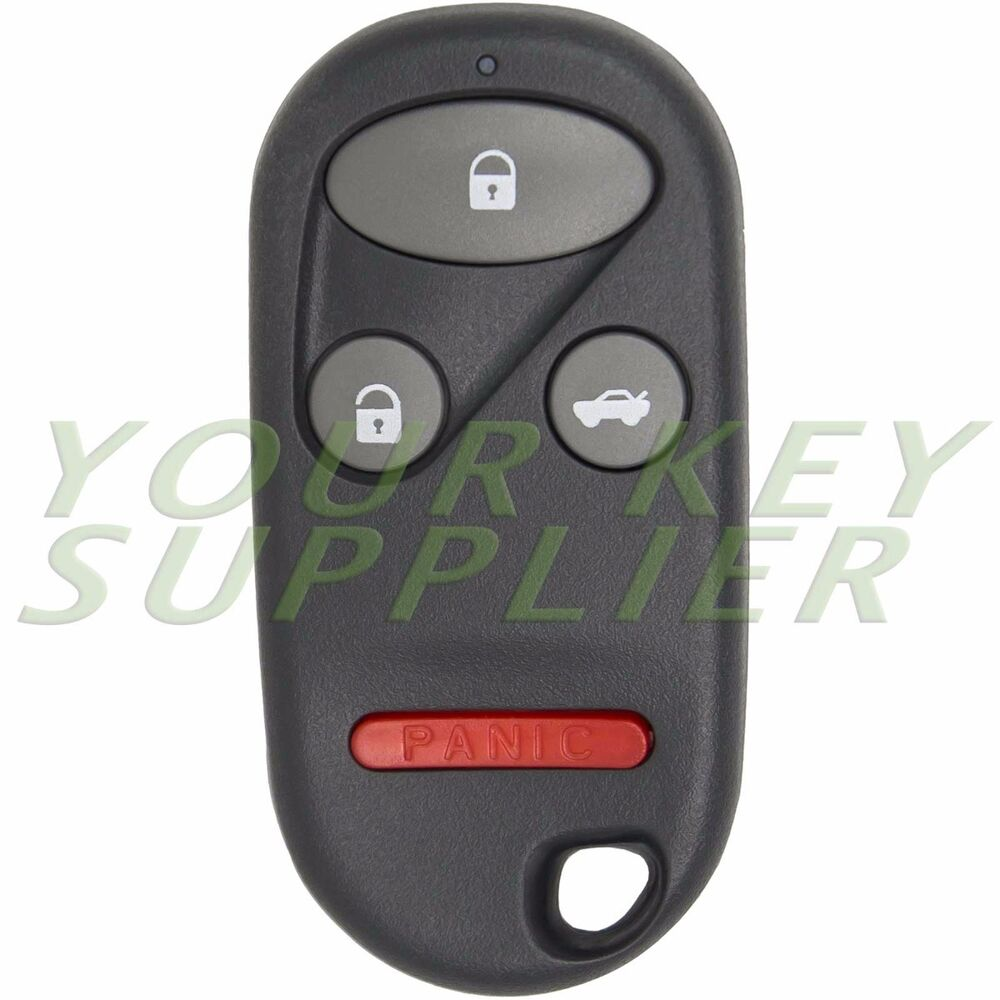 New Replacement Keyless Entry Remote Key Fob For Honda