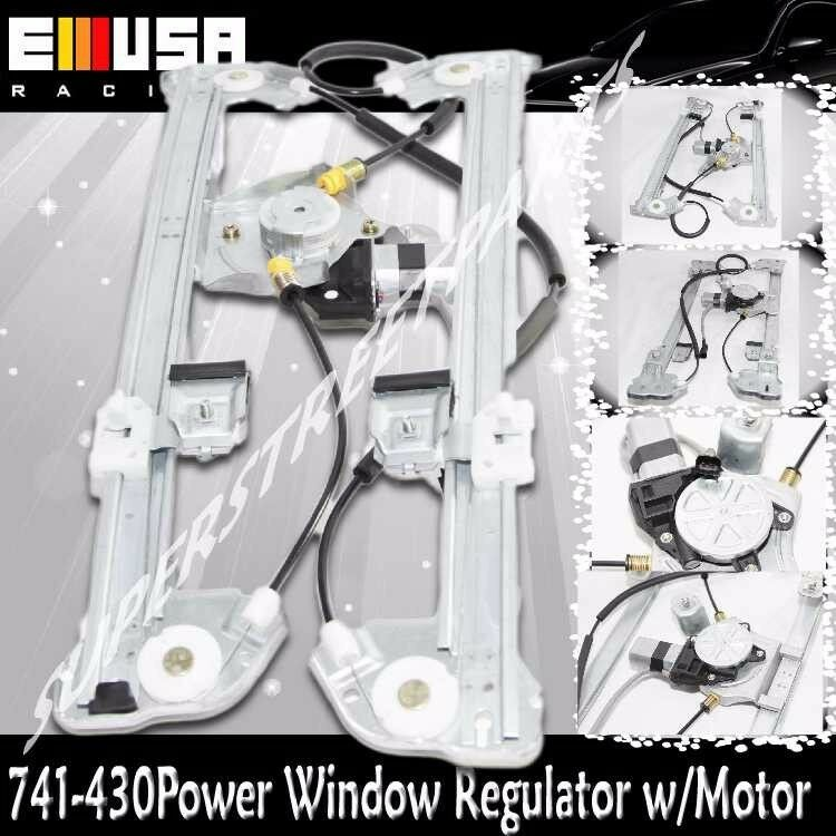 Front driver power window regulator for 04 08 ford f150 for 04 f150 window regulator