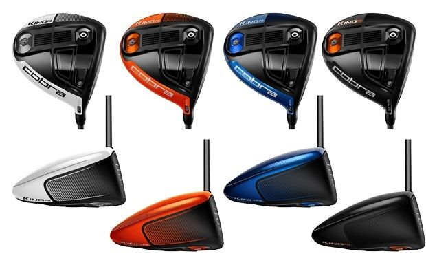 King F6 Driver By Cobra Choose Hand Color And Flex Ebay