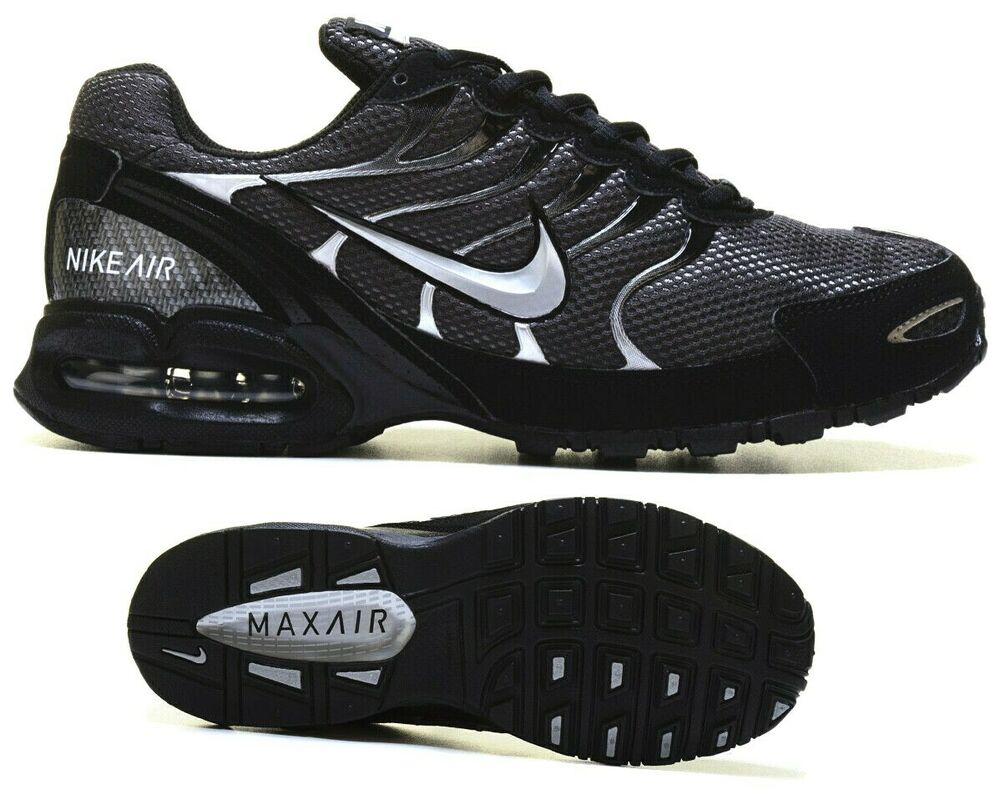 6045fa519bfe Details about New NIKE Air Max Torch 4 Running Shoes Mens all sizes black  anthracite