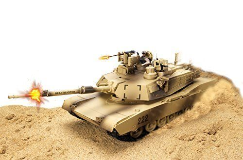 Military Toys Elite Force 1 18 : Elite force blue box toys m a battle tank with