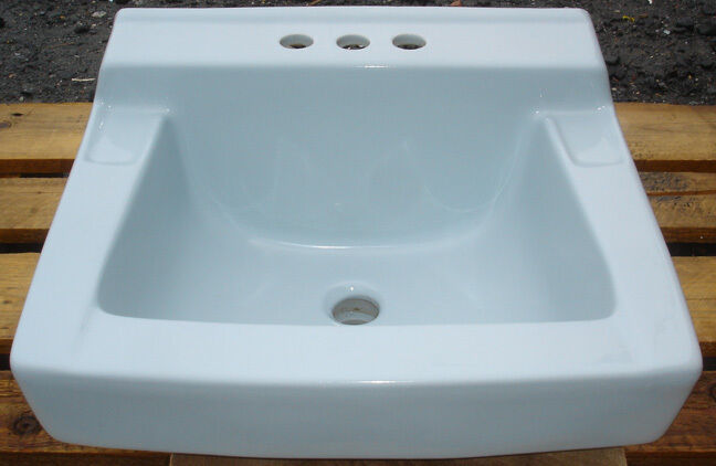 gerber bathroom sinks vintage pale blue gerber bathroom sink wall mount ebay 12946