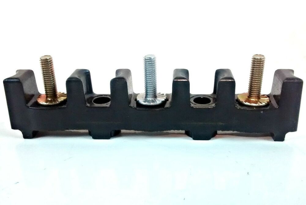 s l1000 whirlpool range oven stove terminal block 8203546 new oem ebay  at n-0.co