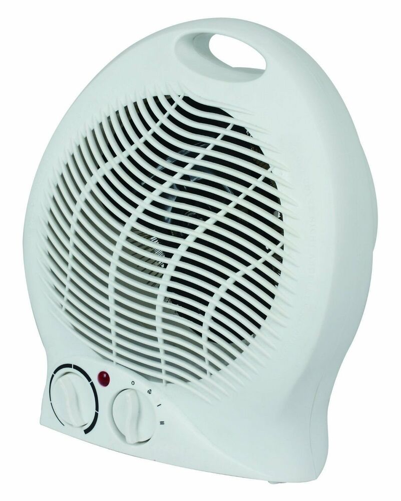 Electric space heater money saving portable floor air fan small camping office ebay - Small portable space heater paint ...