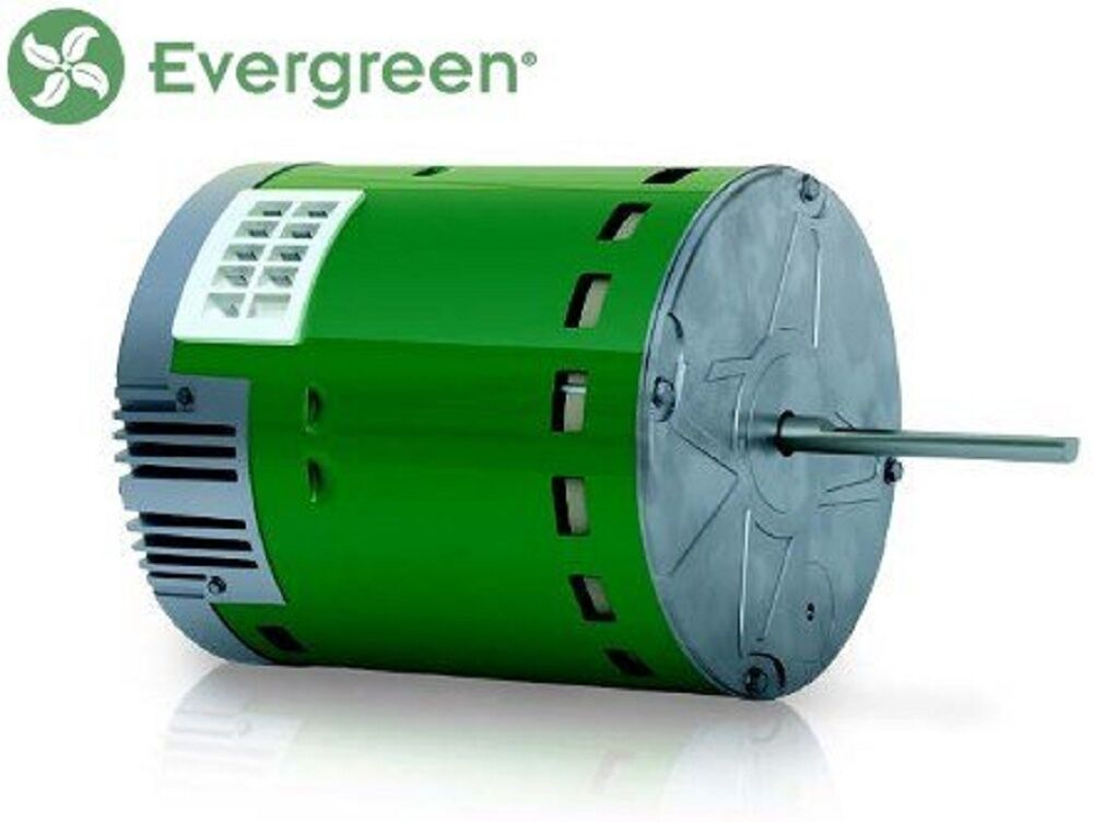 Genteq Evergreen 6207e Replacement 3 4 Hp 230 Volt X 13